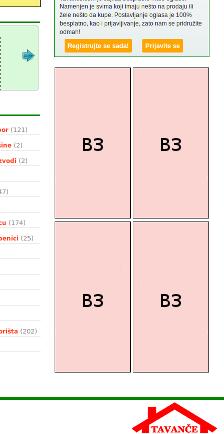 kategorija i podkategorija - baneri